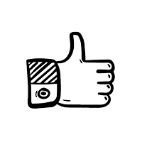 Talent Heroes thumbs up